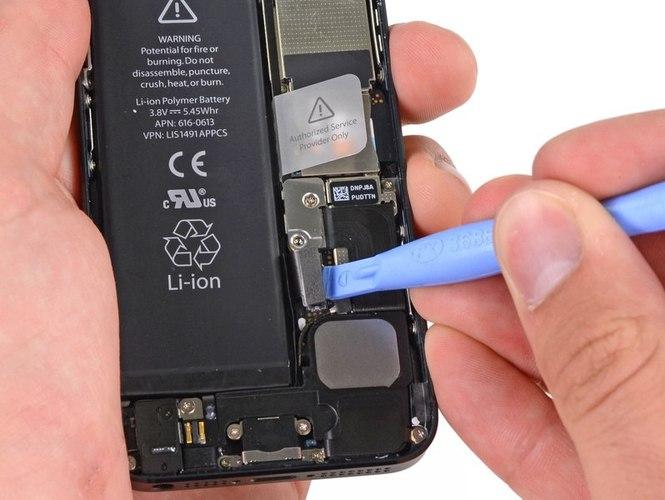 Разъем на iphone 5 замена своими руками 74
